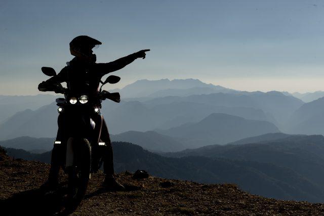 La moto véhicule de la majorite dans le futur